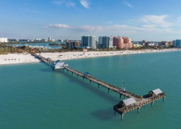 Famous Clearwater Beach Pier